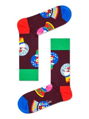 Happy Socks Snow Globe Sock SNG01