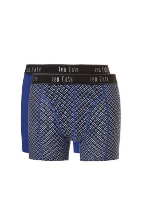 ten Cate Fine Men Shorts 2-Pack Print 31516